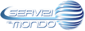 SERVIZI NEL MONDO Logo
